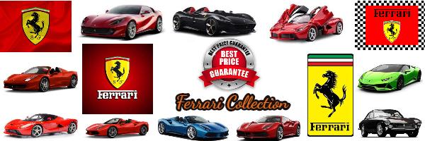 New!! Ferrari Collection