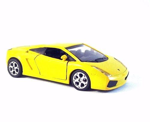 Lamborghini Gallardo Yellow Newray Scale 1 32